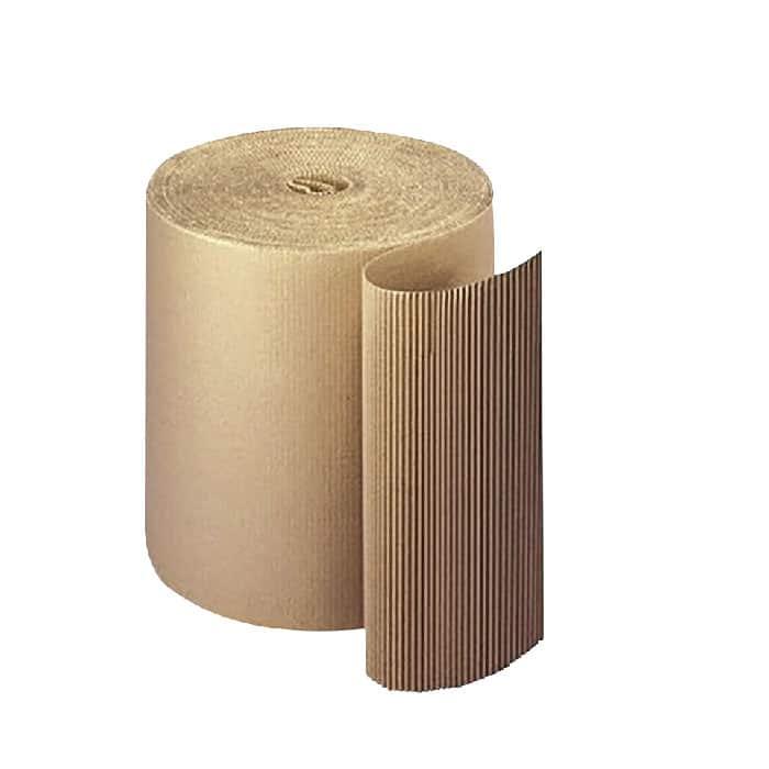 Bobina de carton corrugado