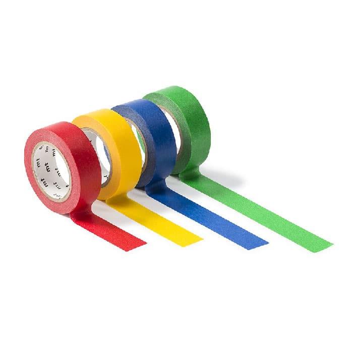 Masking tape de colores