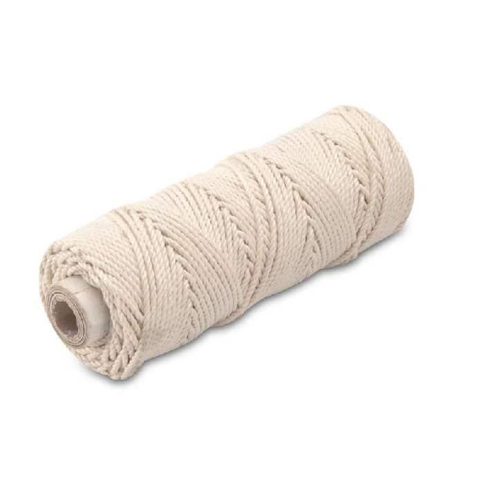 Pabilo de algodón